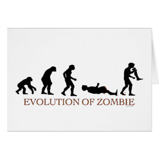 Evolution of Zombie Card