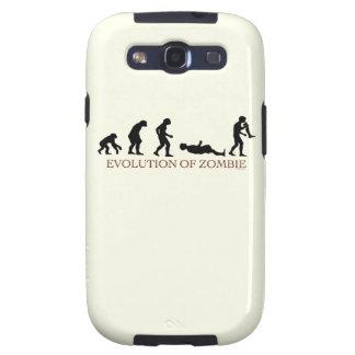 Evolution of Zombie Samsung Galaxy S3 Case