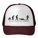 Evolution of Zombie Hats
