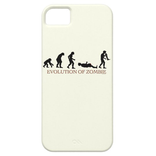 Evolution of Zombie iPhone SE/5/5s Case