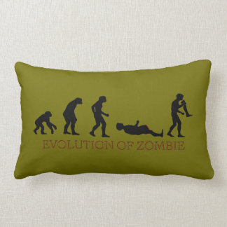 Evolution of Zombie Lumbar Pillow