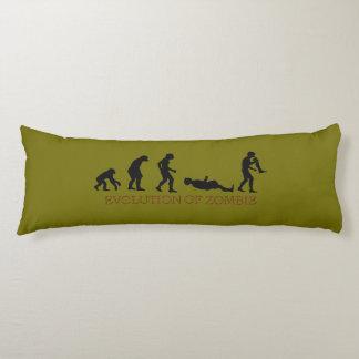Evolution of Zombie Body Pillow