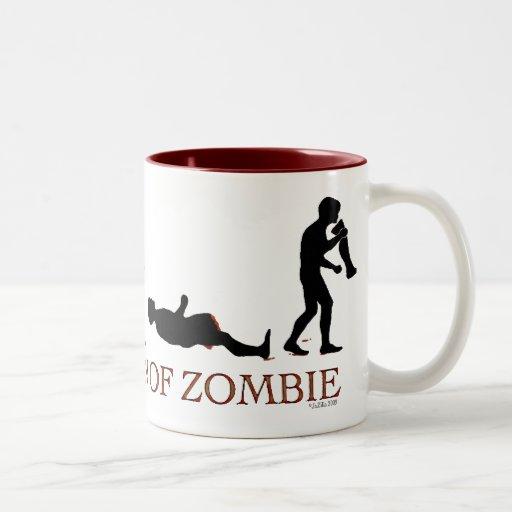 Evolution of Zombie Mugs