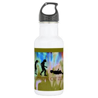 Evolution of Zombie 18oz Water Bottle