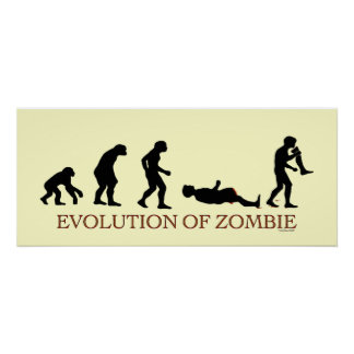 Evolution of Zombie Print
