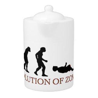 Evolution of Zombie
