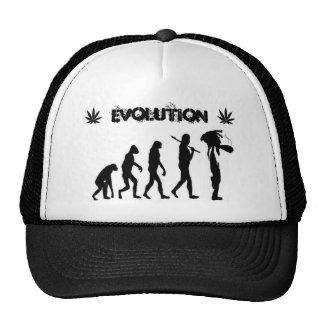 EVOLUTION OFF MAN TRUCKER HAT