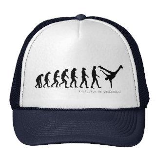 Evolution or Breakdance Trucker Hat