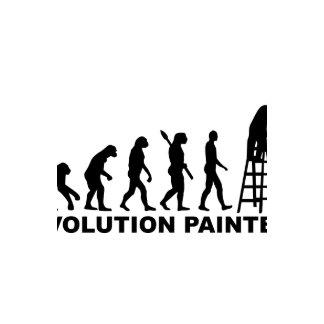 Evolution Painter Wall Calendar