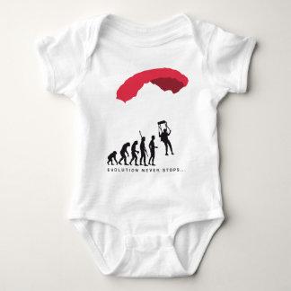 evolution Parachute Baby Bodysuit