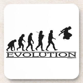 Evolution Parkour Beverage Coaster