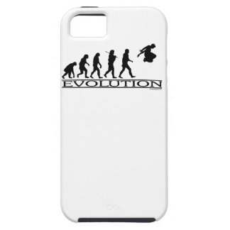 Evolution Parkour iPhone 5 Covers