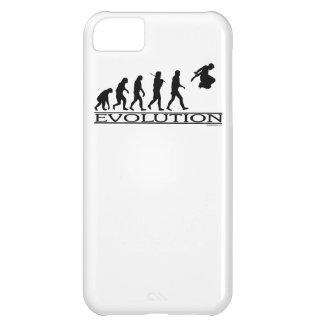 Evolution Parkour iPhone 5C Cover