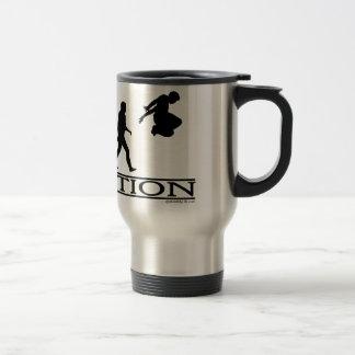 Evolution Parkour 15 Oz Stainless Steel Travel Mug