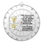 Evolution Phyletic Gradualism Punctuated Equilibrm Dartboard