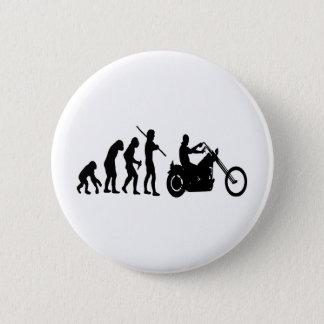 Evolution Pinback Button