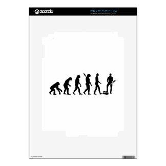Evolution Plumber iPad 2 Skins