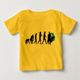 Evolution Professionals Career Motivational Evolve Baby T-Shirt