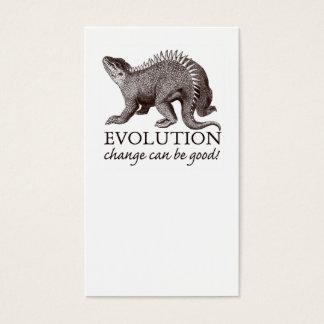 Evolution Profile Card