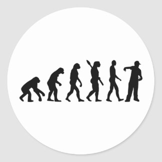 Evolution Rapper singer Stickers