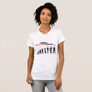 Evolution/Revolution tshirt