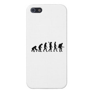 Evolution Rock musician star Case For iPhone 5