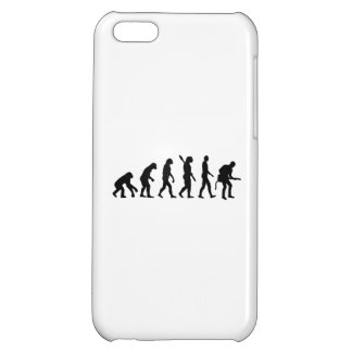 Evolution Rock musician star iPhone 5C Covers