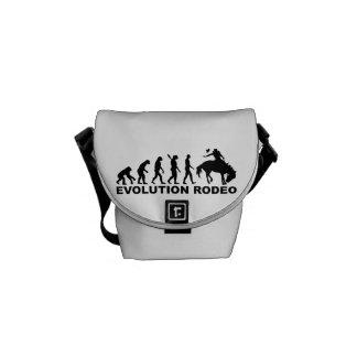 Evolution rodeo courier bag