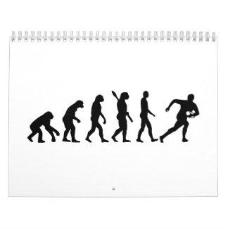 Evolution Rugby Calendar