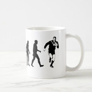 Evolution Rugby Coffee Mug