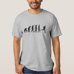 Evolution running marathon tee shirts