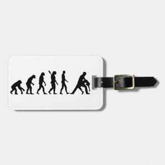 Evolution Salsa Bag Tag