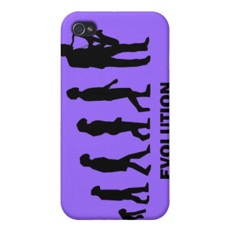 evolution saxo player iPhone 4 covers