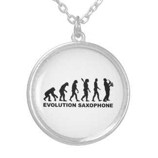 Evolution Saxophone Custom Jewelry