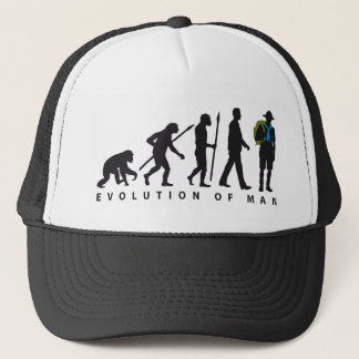 Evolution scout trucker hat