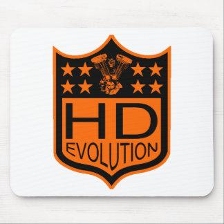 Evolution Shield Mouse Pad