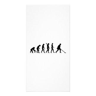 Evolution Shuffleboard Card