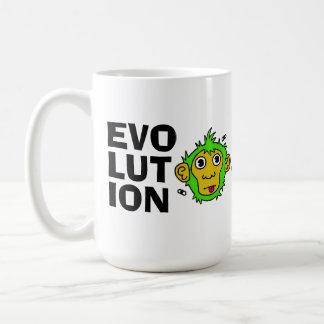 Evolution Simplified Mug