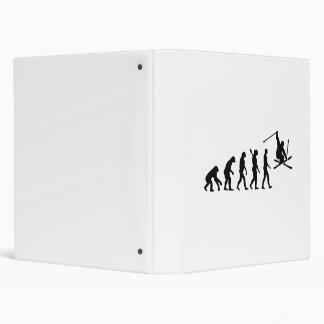 Evolution skiing binders