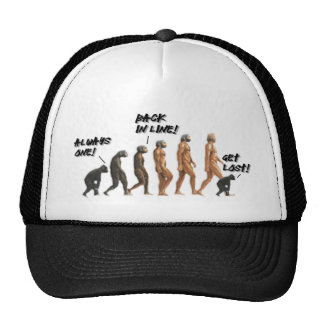 Evolution - Skipping Ahead Trucker Hat