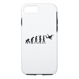 Evolution skydiving iPhone 8/7 case