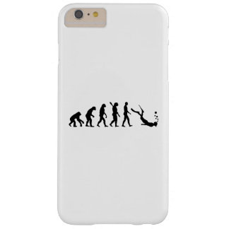 Evolution snorkeling barely there iPhone 6 plus case