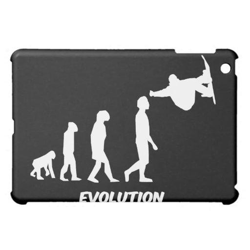 evolution snowboarding cover for the iPad mini