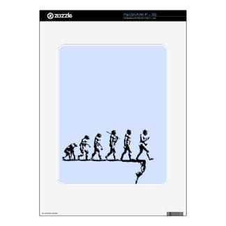 Evolution Social Extinction Skin For iPad