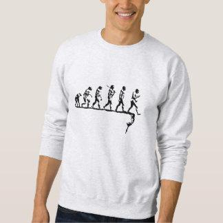 Evolution Social Extinction Sweatshirt