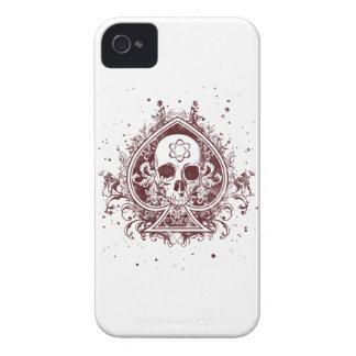Evolution Spade iPhone4 Case