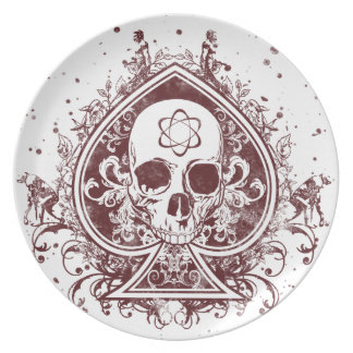 Evolution Spade Dinner Plates