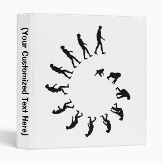 Evolution Spiral Binder