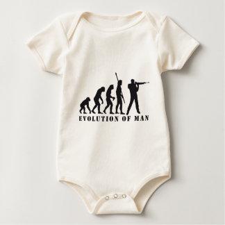 evolution sport more shooter baby creeper