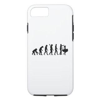 Evolution square dance iPhone 8/7 case